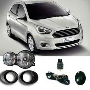 KIT FAROL DE MILHA NOVO FORD KA 2015 /... BT ALTERNATIVO