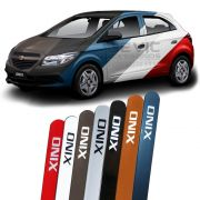 Friso Lateral na Cor Original Chevrolet Onix 2012 13 14 15 16 17 18 19