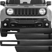 Friso Lateral Paralelo Jeep Renegade Pintado na Cor Original