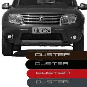 Friso Lateral na Cor Original Renault Duster 2011 12 13 14 15 16 17 18 19