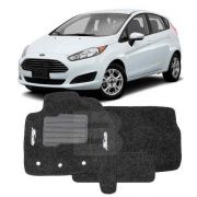 Tapete Carpete Tevic Ford New Fiesta Sedan 2015 16 17
