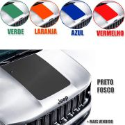 Adesivo Para Capô Jeep Renegade 2015 Até 2019 Modelo Top de Linha
