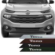 Friso Lateral na Cor Original Fiat Toro 2016 17 18 19