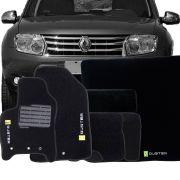 Tapete Carpete Tevic Completo Renault Duster 2011 12 13 14 15 Com Porta Malas