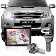 PARAFUSO TRAVA ANTI FURTO HILUX SW4 GALAXYLOCK