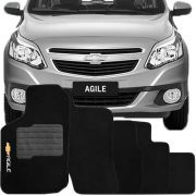 Tapete Carpete Tevic Chevrolet Agile 2009 10 11 12 13 14