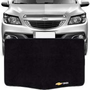 Tapete Carpete Porta Mala Tevic Chevrolet Onix 2012 Em Diante