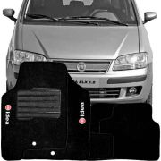 Tapete Carpete Tevic Fiat Idea 2005 06 07 08 09 10