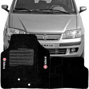 Tapete Carpete Tevic Fiat Idea 2005 06 07 08 09 10