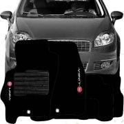 Tapete Carpete Tevic Fiat Linea 2008 09 10 11 12