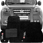 Tapete Carpete Tevic Fiat Doblo Adventure 2013 14 15