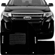 Tapete Carpete Tevic Ford Edge 2012 13 14 15