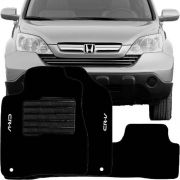 Tapete Carpete Tevic Honda Crv Cr-v 2006 07 08 09 10 11