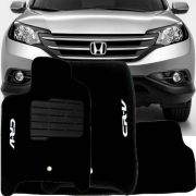 Tapete Carpete Tevic Honda Crv Cr-v 2012 13 14 15 16
