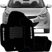 Tapete Carpete Tevic Hyundai Elantra 2012 13 14 15