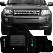 Tapete Carpete Tevic Land Rover Freelander ( Todas )