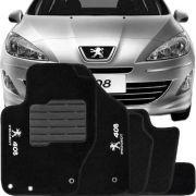 Tapete Carpete Tevic Peugeot 408 2011 12 13 14 15