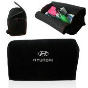 Bolsa Organizadora Porta Mala Tevic Hyundai Com Velcro Fixador