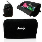 Bolsa Organizadora Porta Mala Tevic Jeep Com Velcro Fixador