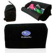Bolsa Organizadora Porta Mala Subaru Com Velcro Fixador