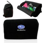 Bolsa Organizadora Porta Mala Subaru Com Velcro Fixador 14 Litros