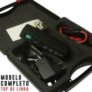 AUXILIAR PARTIDA AUTOMOTIVA E CARREGADOR CELULAR NOTEBOOK