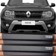 Kit Adesivo Soleira Premium Resinada Renault Duster
