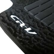 Tapete Carpete Premium Tevic Honda Crv Cr-v 2008 09 10 11