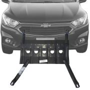 Protetor de Carter Completo Chevrolet Onix 2017 18 Com Parafusos Fixadores