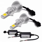 Kit Xenon de Led HeadLight 2200 Lumens H7