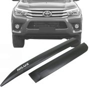 Friso Lateral Modelo Original Toyota Hilux 2016 17 18 19 Cabine Dupla