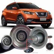 Trava Antifurto Anti Roubo Estepe Nissan Kicks R17 Sparelock Com Mais de 10.000 Segredos