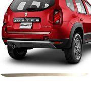 Friso Resinado Porta Malas Renault Duster 2012 13 14 15 16 17 18 Cromado