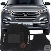 Tapete Carpete Tevic Hyundai New Tucson 2017 18