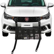 Protetor de Carter Completo Fiat Argo 2018 Em Diante Com Parafusos Fixadores