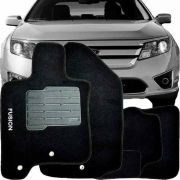 Tapete Carpete Tevic Ford Fusion 2006 07 08 09 10 11 12