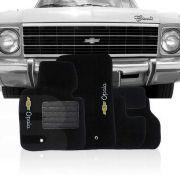 Tapete Carpete Tevic Chevrolet Opala 1970 Até 1980