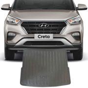 Tapete Bandeja Porta Malas Com Borda Elevada Hyundai Creta 2017 18 19