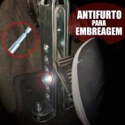 Trava antifurto de Pedal Ferro Fiat Palio Todos os Modelos