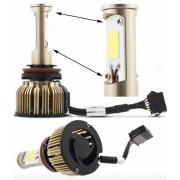 Kit Xenon Lampada Ultra Led H1 35w C/ Cooler Canceler Canbus