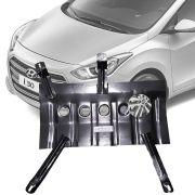 Protetor de Carter Completo Hyundai Elantra 2015 16 Com Parafusos Fixadores