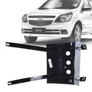 Protetor de carter Completo Chevrolet Celta Prisma Agile Com Parafusos Fixadores
