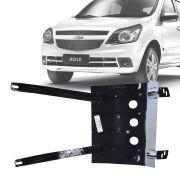 Protetor de carter Completo Chevrolet Corsa Celta Prisma Agile Com Parafusos Fixadores