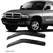 Calha de Chuva Dodge Dakota 1998 99 00 01 2 Portas