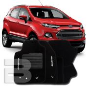 Tapete Carpete Tevic Ford Ecosport 2013 14 15 16 17 18