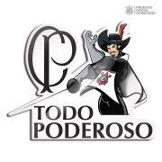 Adesivo Licenciado Corinthians Mosqueteiro Todo Poderoso