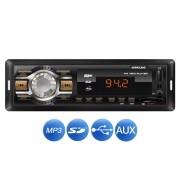 Aparelho de Som Radio Hurricane Hr 412 MP3 SD USB FM AUX