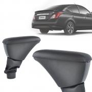 Apoio de Braço Central Com Porta Objetos Nissan Versa 2018 19 20 21