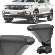 Apoio de Braço Central Com Porta Objetos Rebatível Volkswagen T-Cross TCross 2019 20