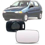 Base Espelho Retrovisor Fiat Palio 1996 97 98 99 00 Completo Acompanha Espelho